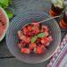 西瓜とベリーのサラダ