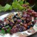 紫芋のサラダ