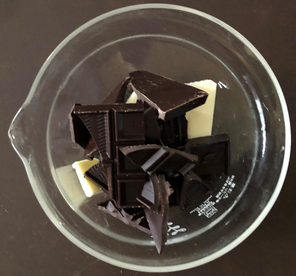 チョコレートラバーケーキ