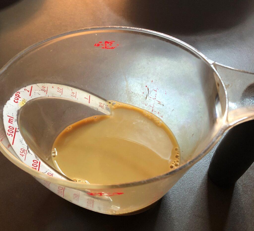 チョコレートコーヒースコーン