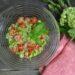 枝豆とキヌアのサラダ