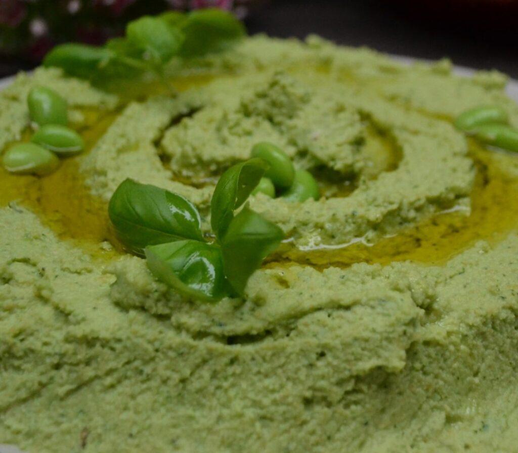 枝豆フムス