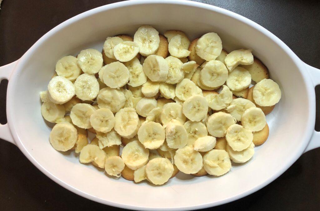 バナナプディング