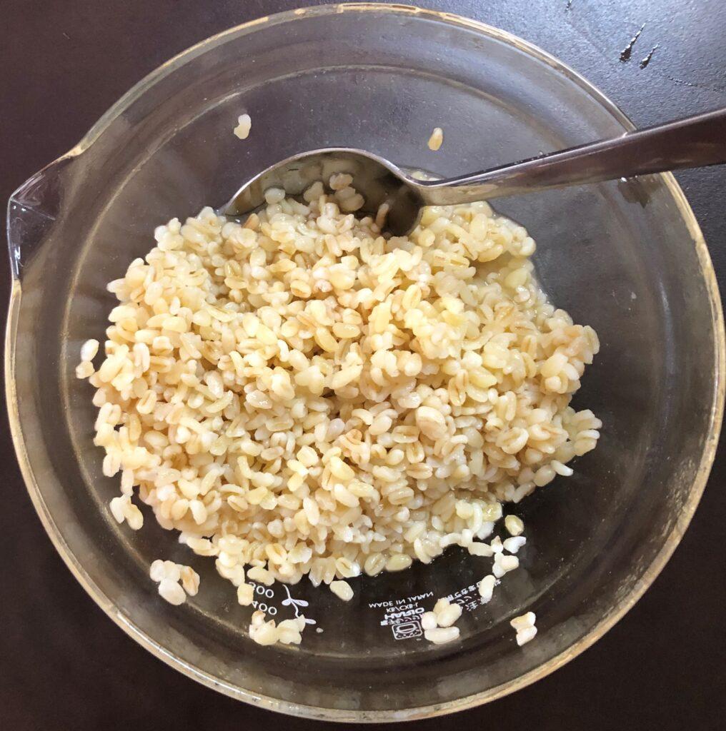 ブルグル小麦
