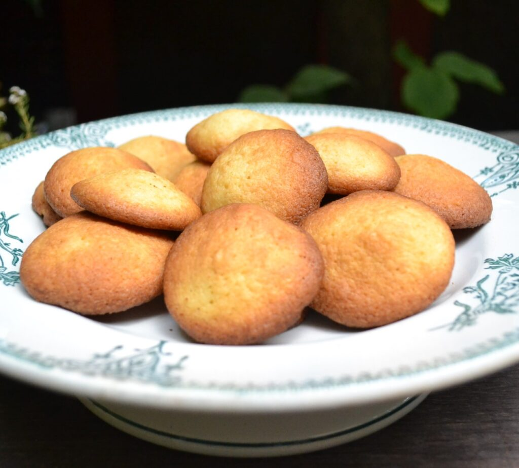 バニラワッファークッキー