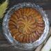 無花果のアップサイドダウンケーキ