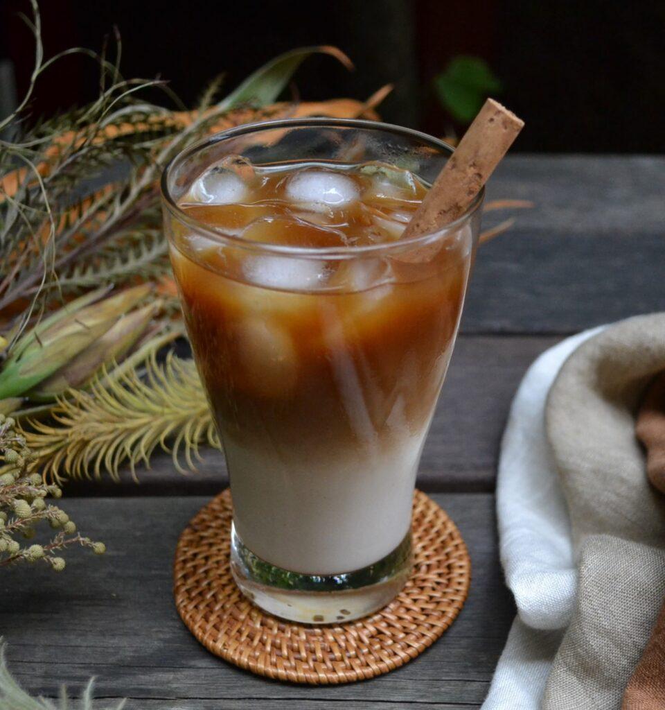 ジンジャーアイスコーヒー